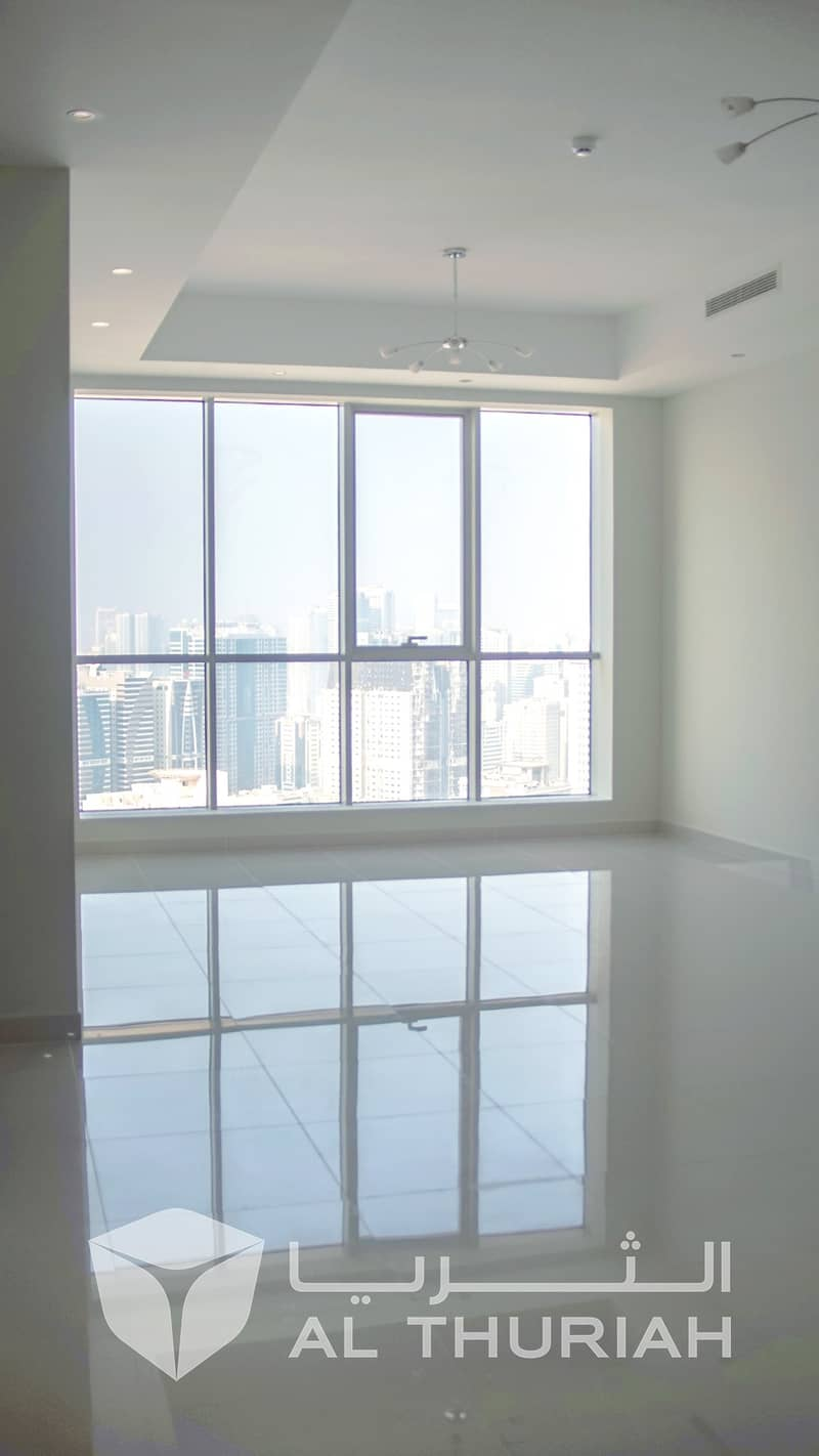 2 1 BR | Best Layout & Great View | Free 1 Month Rent