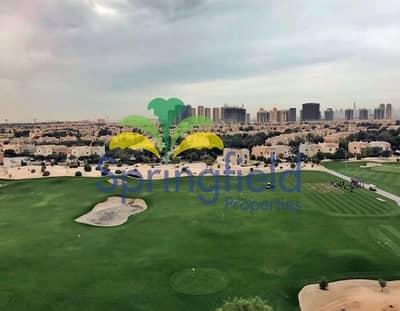 1 Bedroom Flat for Sale in Dubai Sports City, Dubai - Full Golf View | Gr8 Roi ! Mid Floor