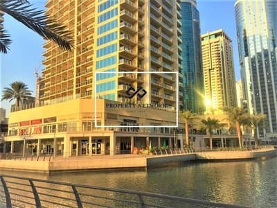 Shop for Sale in Jumeirah Lake Towers (JLT), Dubai - Shop | Lake view | Shell and Core |