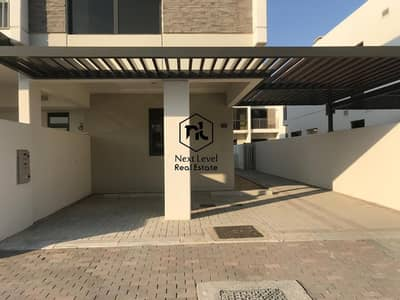 3 Bedroom Townhouse for Rent in Akoya Oxygen, Dubai - 3 bed room | closed kitchen | brand new