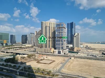 1 Bedroom Apartment for Rent in Al Reem Island, Abu Dhabi - Biggest 1 bed with Open View  balcony
