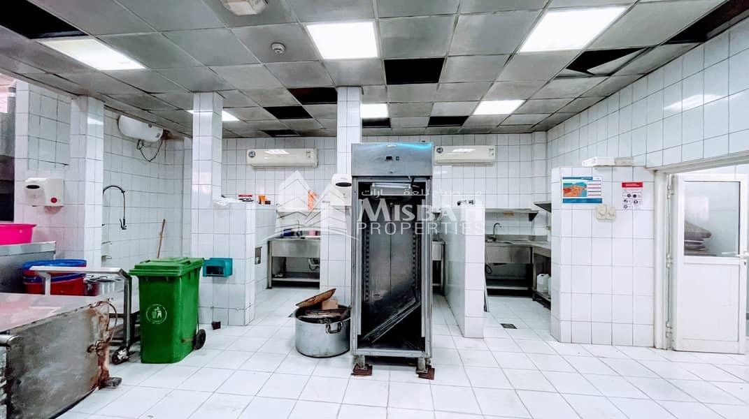 3200 sq.ft. Ready Kitchen Warehouse in Al Qusais Ind-1