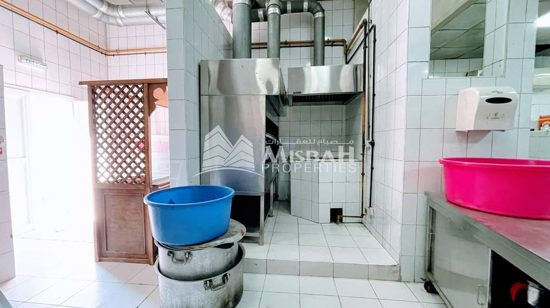 9 3200 sq.ft. Ready Kitchen Warehouse in Al Qusais Ind-1