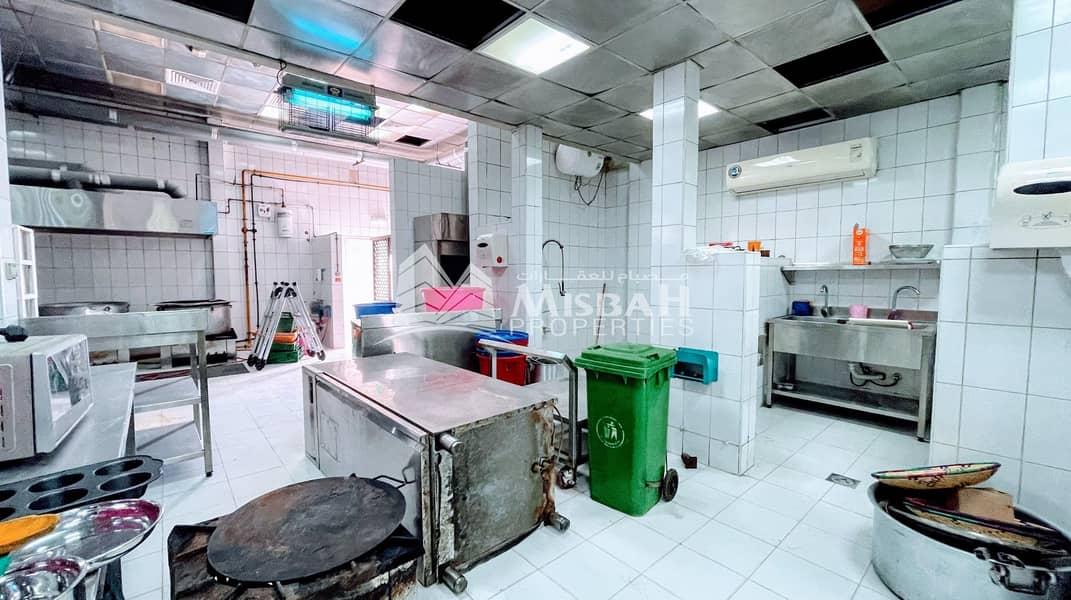 2 3200 sq.ft. Ready Kitchen Warehouse in Al Qusais Ind-1
