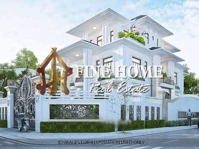 فيلا تجارية 6 غرف نوم للبيع في المرور، أبوظبي - For Sale Villa | 2 Apartments | 3 BR Each one