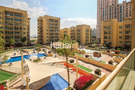 2 Bedroom Flat for Rent in The Greens, Dubai - Study| Multiple cheques| Vacant| Well Maintained