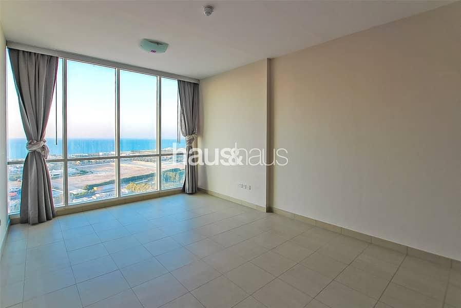 2 Stunning Sea View | 1 Bedroom | High Floor
