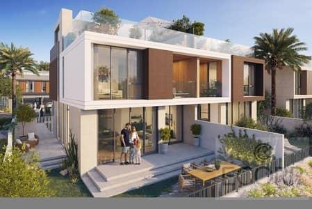فیلا 4 غرف نوم للبيع في دبي هيلز استيت، دبي - Full Golf Course View | Huge Plot Layout