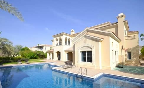 6 Bedroom Villa for Rent in Arabian Ranches, Dubai - Type A || Furnished ||Full  Polo View || Huge 6 BR