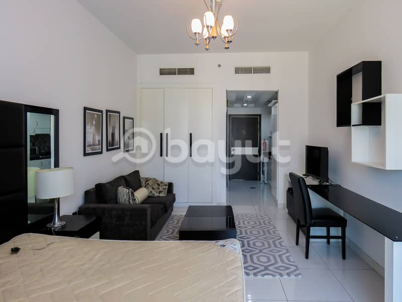 Exquisite Fully Furnished Studio in Giovanni Boutique Suites