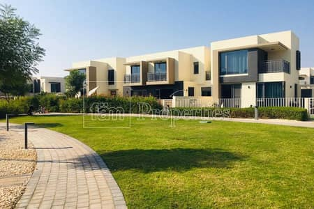 تاون هاوس 3 غرف نوم للايجار في دبي هيلز استيت، دبي - Type 2M   Backing to park    single row  