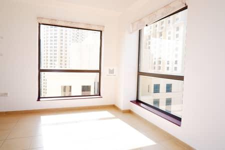 2 Bedroom Flat for Rent in Jumeirah Beach Residence (JBR), Dubai - Beautiful 2BHK |  Full Sea View | High Floor