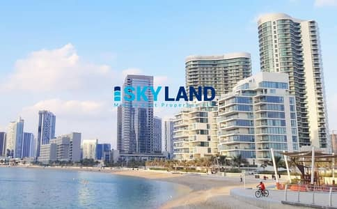 2 Bedroom Flat for Sale in Al Reem Island, Abu Dhabi - Vacant ! Luxury 2Beds w/ Lake Views and Beach Access | 2 Parking Included