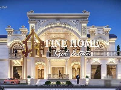 فیلا 10 غرف نوم للبيع في المرور، أبوظبي - Villa | 14 Studio | Plot : 4000 sq.ft