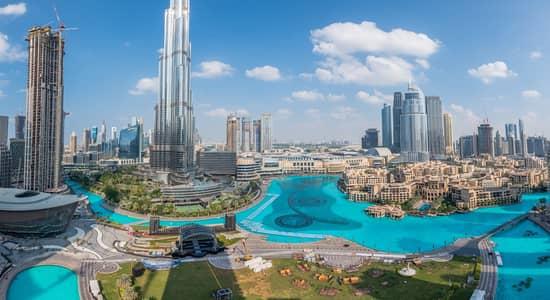 3 Bedroom Apartment for Rent in Downtown Dubai, Dubai - Burj Khalifa & Fountain View | Vacant & Ready