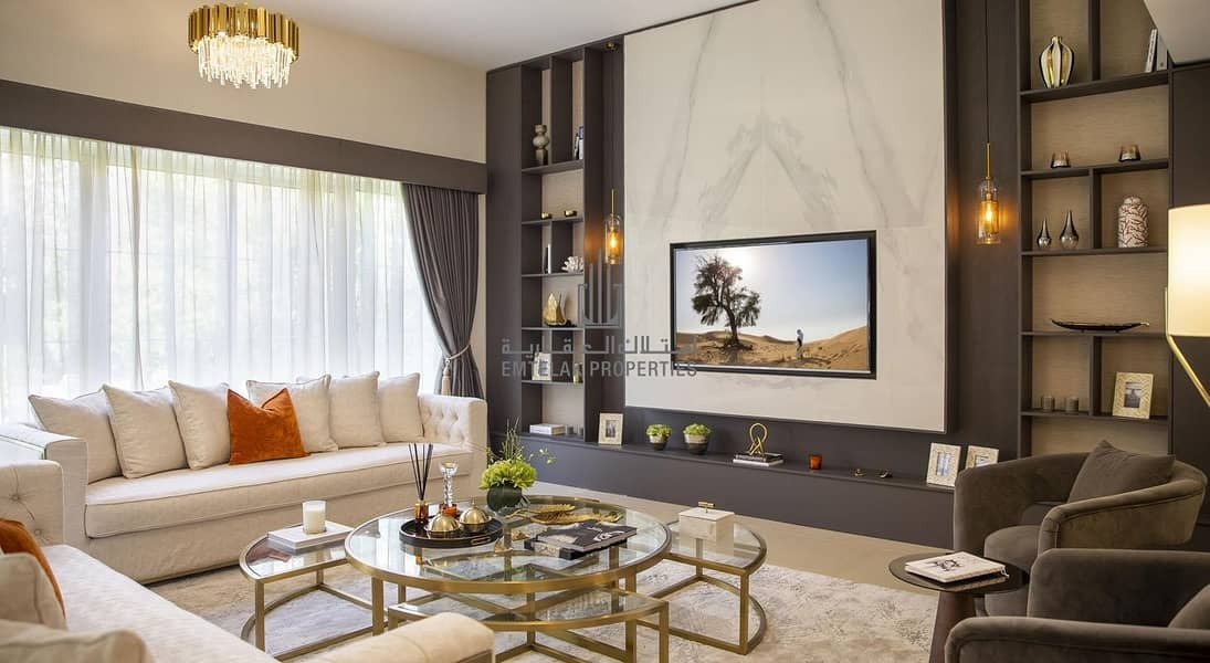 2 Nad Al Sheba Villas For UAE citizens | 85% Bank Mortgage