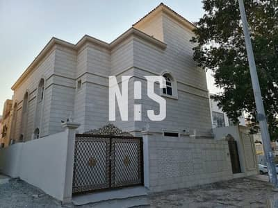 6 Bedroom Villa for Sale in Hadbat Al Zaafran, Abu Dhabi - Huge & New villa for sale  in Al Mushrif