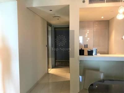 فلیٹ 1 غرفة نوم للبيع في الخليج التجاري، دبي - Branded Furnished Unit with Stunning Views of Burj Khalifa & Canal