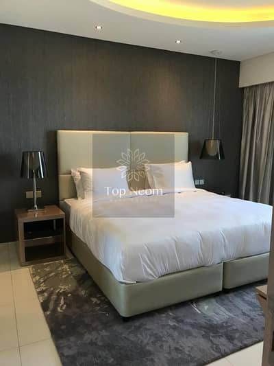 2 Bedroom Flat for Sale in Business Bay, Dubai - Luxury Furnished Unit in High Floor - Canal View
