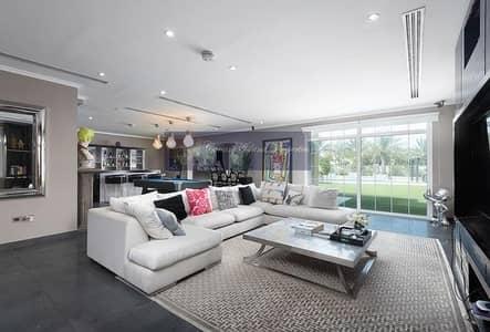 4 Bedroom Villa for Sale in Jumeirah Park, Dubai - Upgraded | Legacy 4 Bed | Single row | Huge Plot