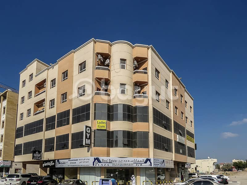Two-bedroom apartment in Al-Rawda 2 --20,000 dirhams