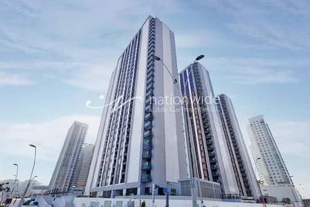 1 Bedroom Apartment for Rent in Al Reem Island, Abu Dhabi - A Brand New Apartment For Three Payments