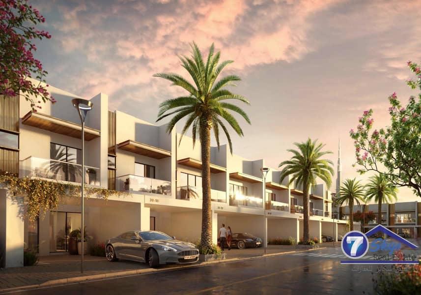 2 BR+ Maid Townhouse | Amazing Offer | Meydan