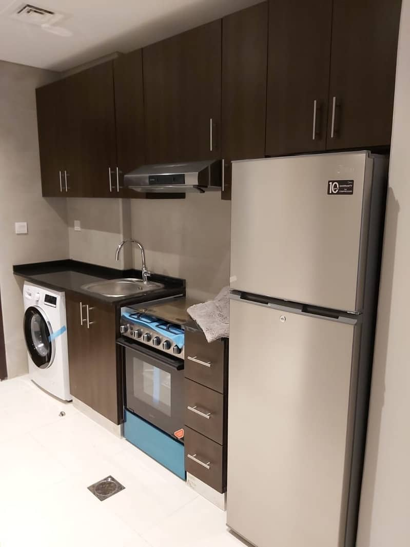 2 Brand New Lovely Furnished Studio for Rent at DWC.