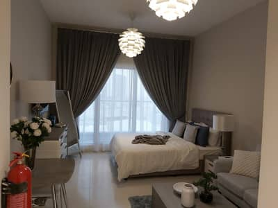 Brand New Lovely Furnished Studio for Rent at DWC.