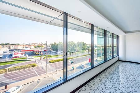 Office for Rent in Jumeirah, Dubai - Vacant | Fitted Office | Conveniently Located