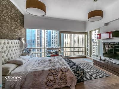 بنتهاوس 3 غرف نوم للبيع في دبي مارينا، دبي - Upscale Penthouse with Full Marina and Sea View