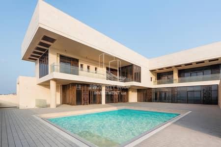 فیلا 6 غرف نوم للبيع في جزيرة السعديات، أبوظبي - Premium & Meticulously Designed Villa with Full Sea View!