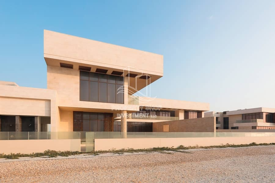 2 Premium & Meticulously Designed Villa with Full Sea View!