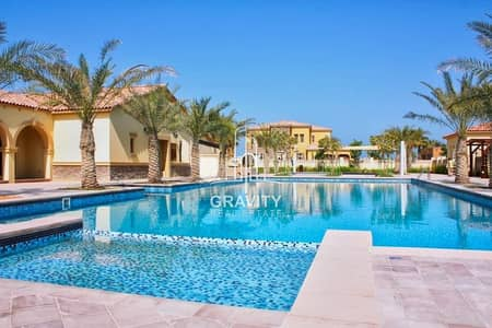 4 Bedroom Villa for Sale in Saadiyat Island, Abu Dhabi - Move in ready | Own this Lavish 4BR Villa