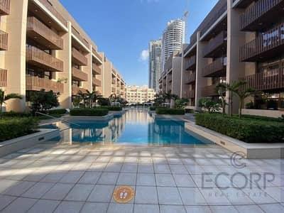 فلیٹ 2 غرفة نوم للبيع في قرية جميرا الدائرية، دبي - Large 2BR+M | Corner Unit | Furnished | Upgraded