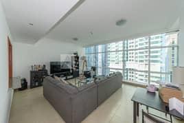 شقة في برج ماج 218 دبي مارينا 2 غرف 1600000 درهم - 4914164