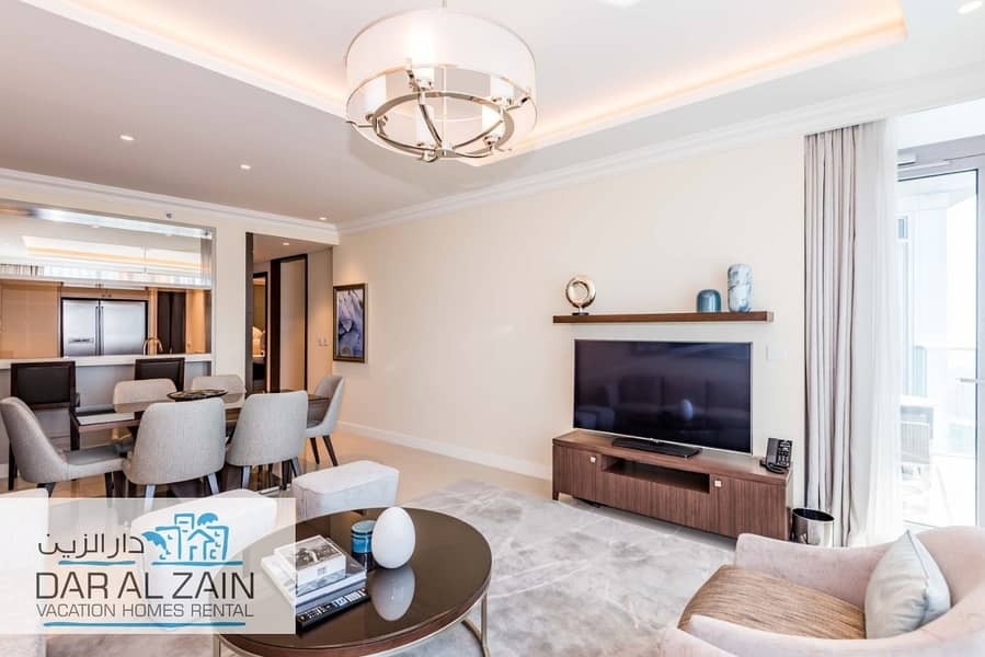 HIGH CLASS TWO BEDROOM APARTMENT IN DOWNTOWN