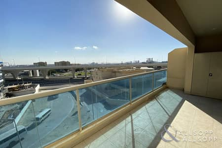 شقة 2 غرفة نوم للبيع في دبي مارينا، دبي - 2 Beds Plus Study   Large Layout   Vacant