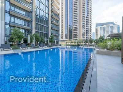 2 Bedroom Apartment for Sale in Downtown Dubai, Dubai - 2BR Boulevard Heights T2 | Higher Floor