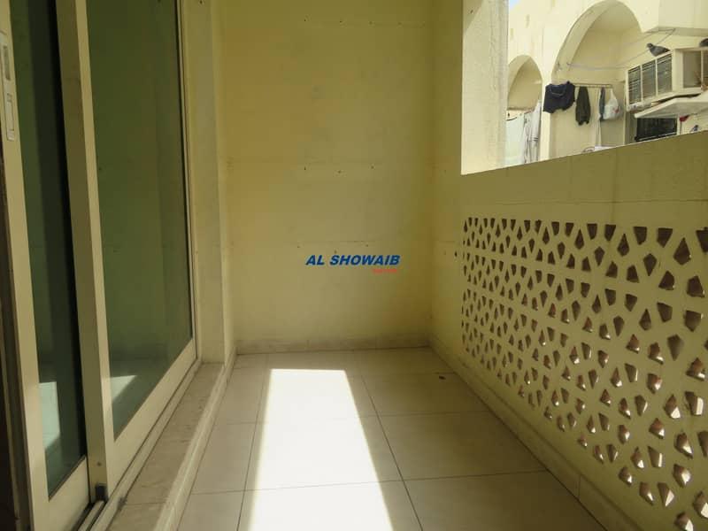 1300 SQ-FT | 2 BHK | 3 BATH|  POOL | PARKING | AL HAMRIYA