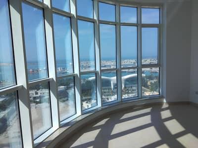 فلیٹ 3 غرف نوم للايجار في منطقة النادي السياحي، أبوظبي - NO Commission: Aryam Tower 3BR+M+Loundry Gym Pool