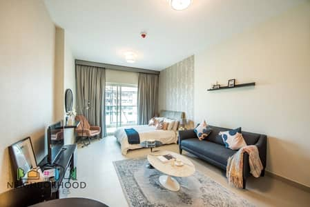 Immaculate Furnished Studio for Rent | 12 cheques