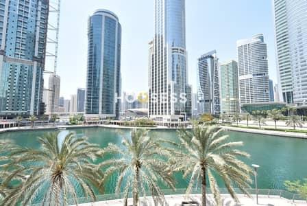 فلیٹ 1 غرفة نوم للبيع في أبراج بحيرات الجميرا، دبي - Lake View   High Floor   Very Spacious