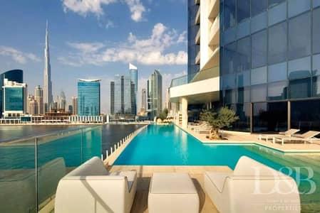 2 Bedroom Flat for Sale in Business Bay, Dubai - Half Floor | Luxury Living | Volante