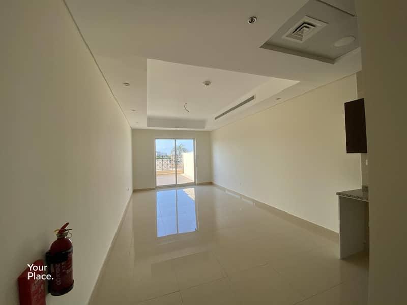 2 Chiller free-Ground floor-Terrace Studio