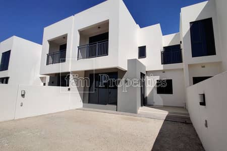 4 Bedroom Townhouse for Rent in Dubai Hills Estate, Dubai - 4 Bedroom townhouse| Single row| type 3M