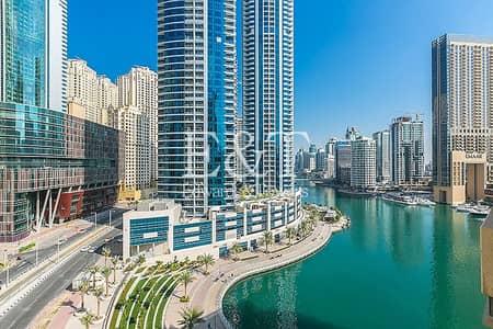 شقة 2 غرفة نوم للايجار في دبي مارينا، دبي - Duplex Penthouse | Marina View | Great Layout
