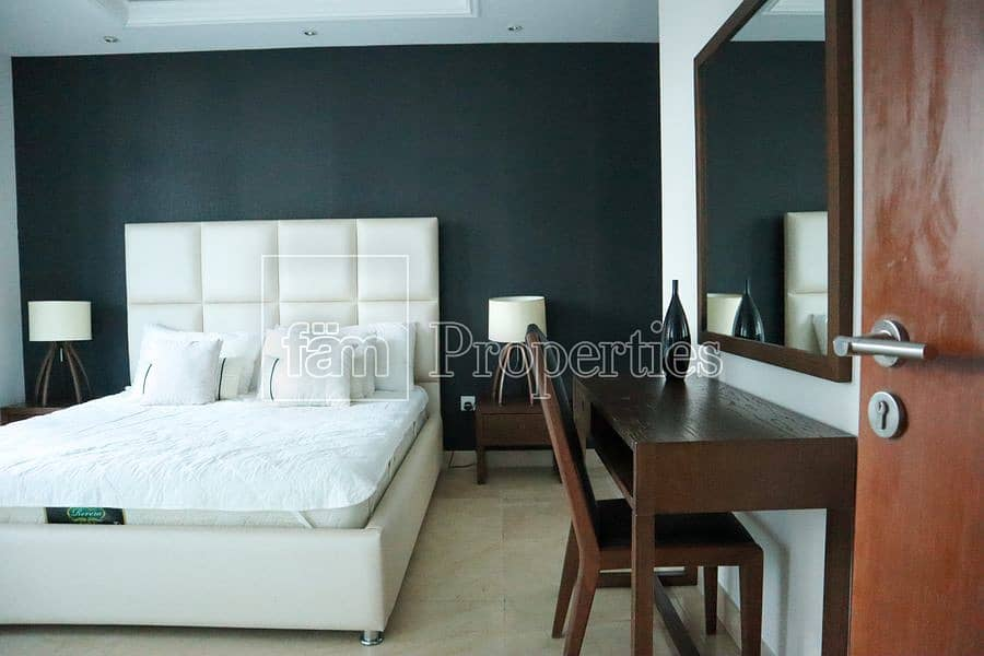 2 Bright apartment with Marina view
