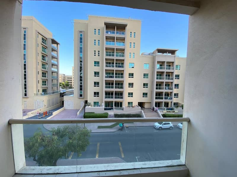 Nice Apartment/ One Bed Room For Rent in Al Thayyal-04 The Greens