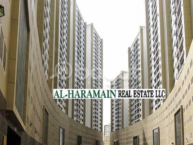 شقة 1 غرفة نوم للايجار في عجمان وسط المدينة، عجمان - شقة في أبراج لؤلؤة عجمان عجمان وسط المدينة 1 غرف 18000 درهم - 4914890